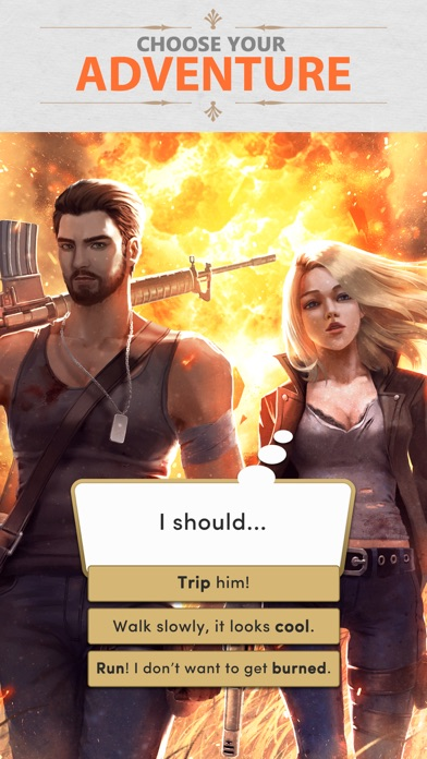 Chapters: Interactive Stories Screenshot