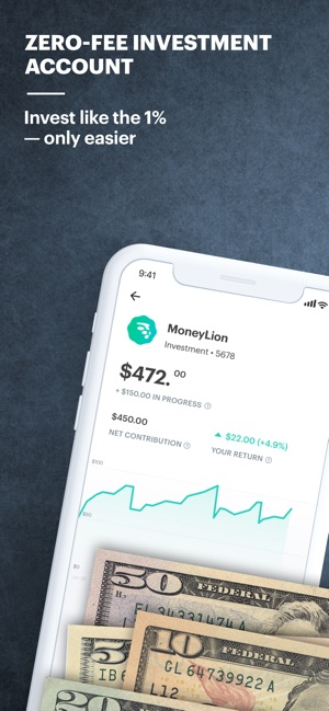 MoneyLion: Mobile Banking en App Store
