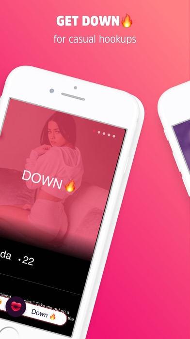 DOWN Dating: Meet Fun & Attractive People Nearby screenshot