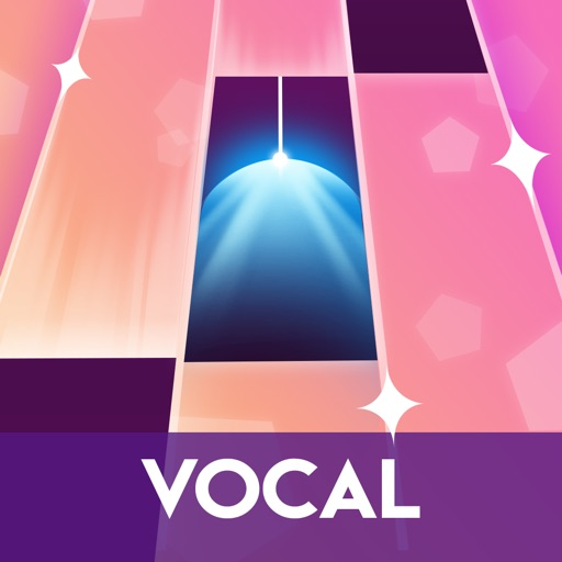 Magic Tiles Piano and Vocal free software for iPhone and iPad