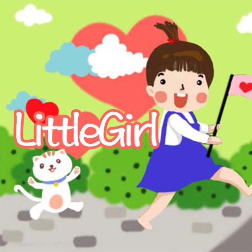 littleGirl-Sticker