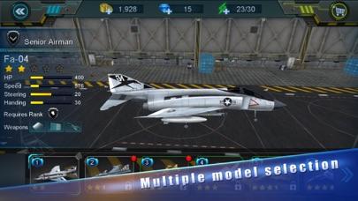 Air Battle - Sky Fighters 3DScreenshot of 2