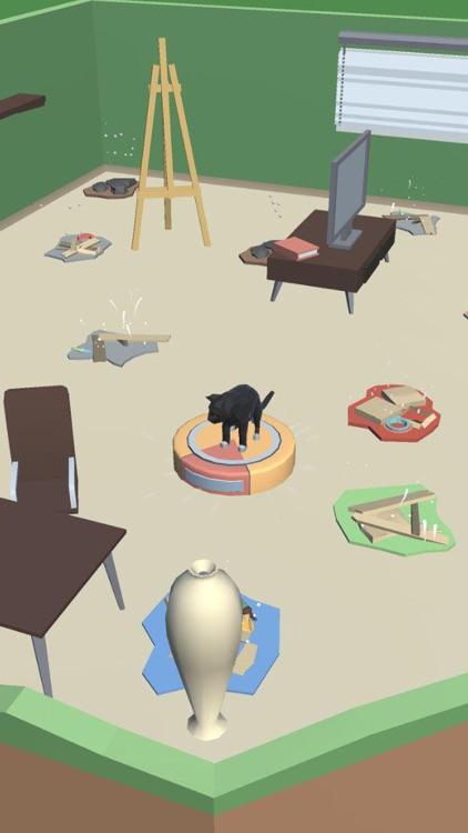 Robot Cleaner! screenshot-4