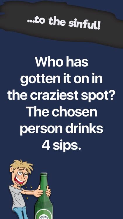 Drunkin' Drinking games screenshot-3