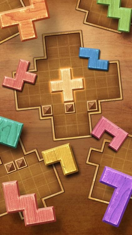 Wood Block Puzzle screenshot-4