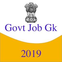 Govt Job Gk