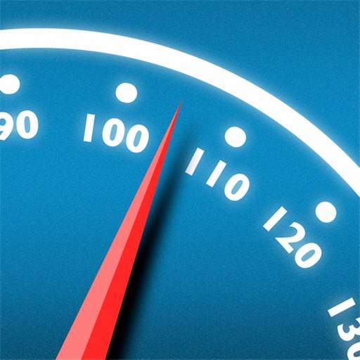 Large Speedometer HD
