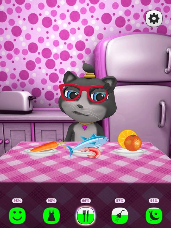 Мой Говорящий Кот для iPad