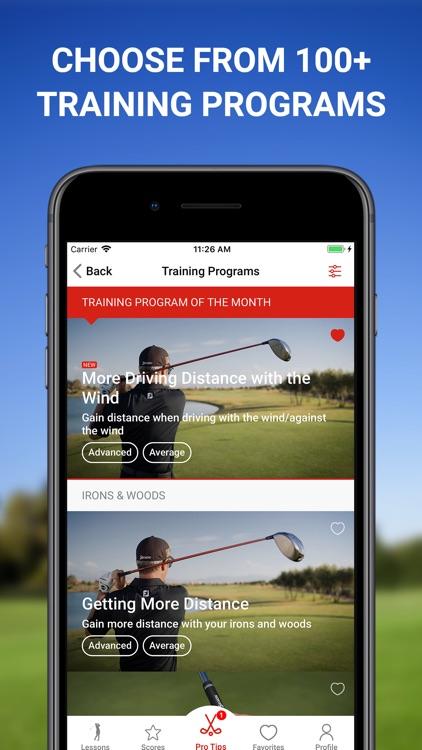 15 Minute Golf Coach Pro Tips screenshot-6
