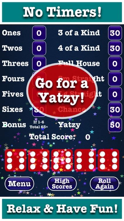 Totally Yatzy Classic Dice Fun