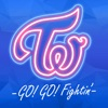 TWICE -GO! GO! Fightin'- iPhone / iPad