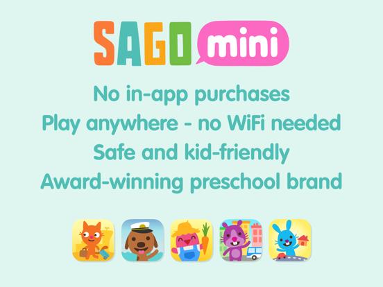 Sago Mini Trains screenshot 14