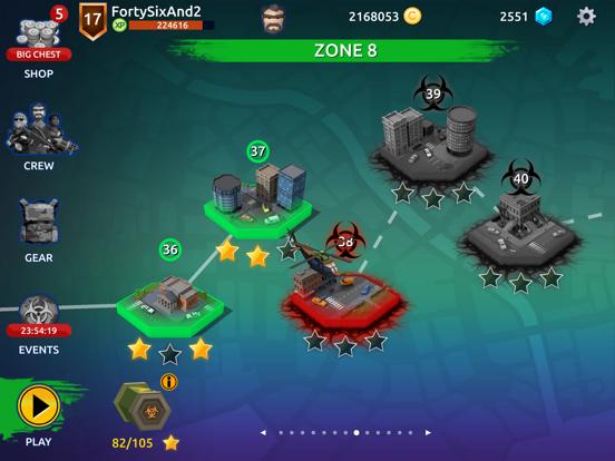 Zombie Blast Crew screenshot 14