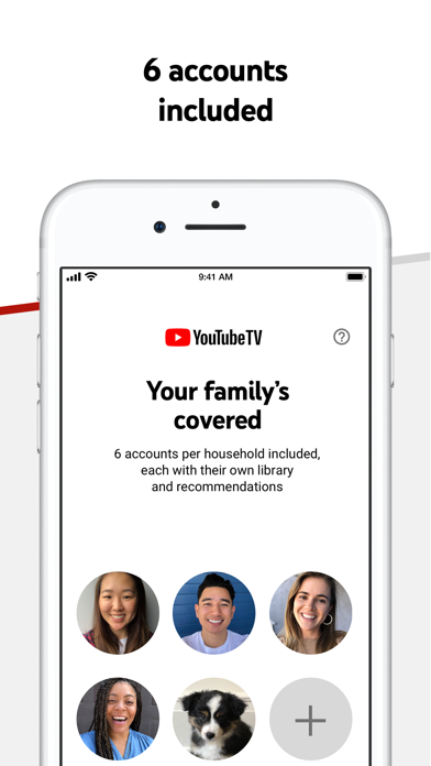 messages.download YouTube TV software