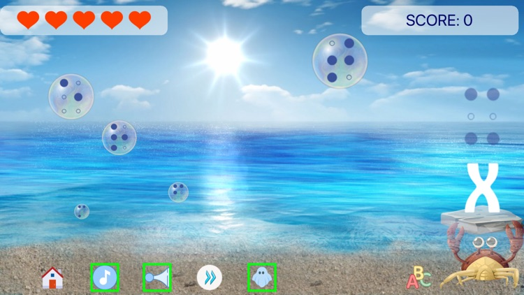 Braille Bubbles screenshot-3