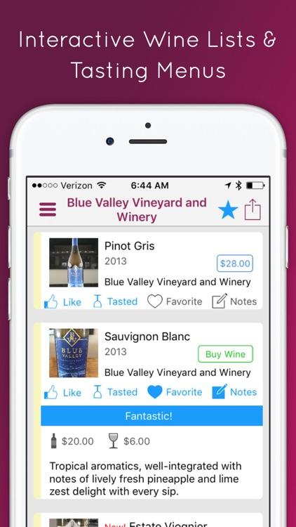 VinoWine - Winery Finder screenshot-4