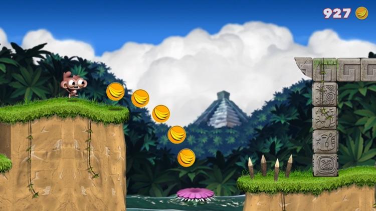 Dare the Monkey: Go Bananas!