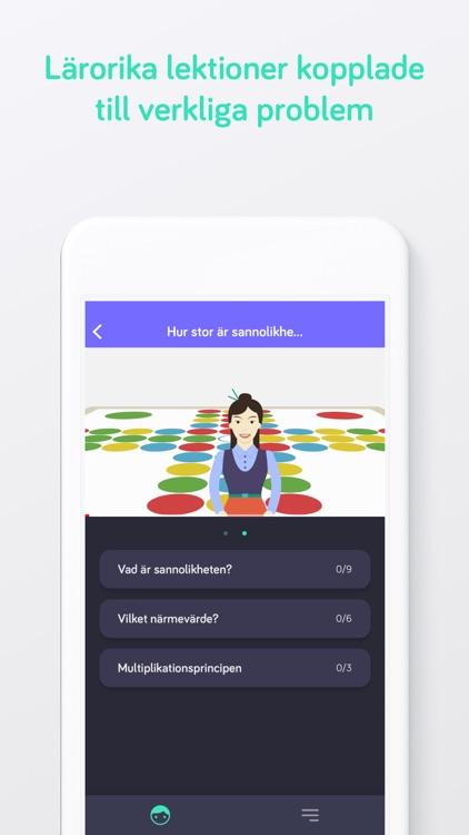 Albert - Digitala matteläraren screenshot-3