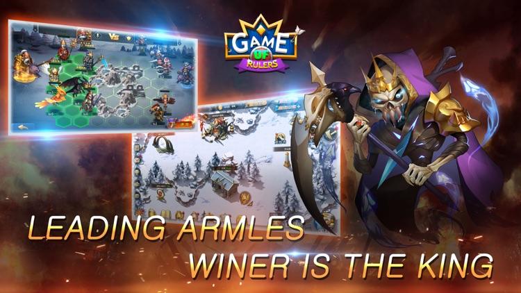 Game of RulersClash Of Thrones screenshot-4