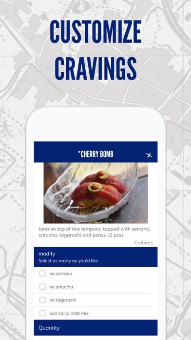 Blue Sushi Sake Grill screenshot 3