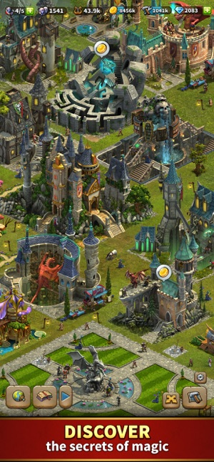 Elvenar - Fantasy Kingdom on the App Store