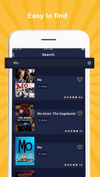 My Movies - Movie & TV Show HD screenshot-3