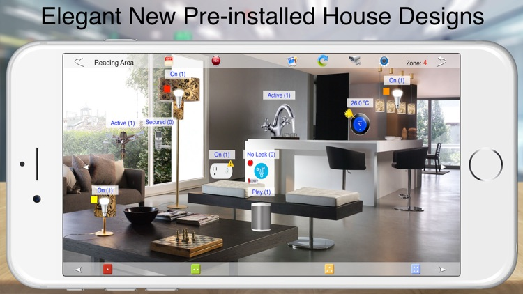 HOS Smart Home All In One Live screenshot-6