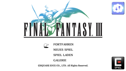 FINAL FANTASY IIIScreenshot von 1