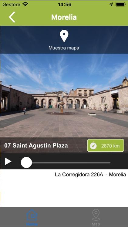 mxplor Morelia Audio tour screenshot-3