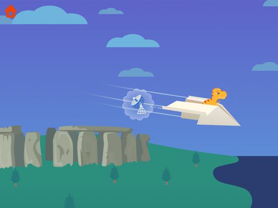 恐竜エアープレイン – 子供向けゲームのおすすめ画像3