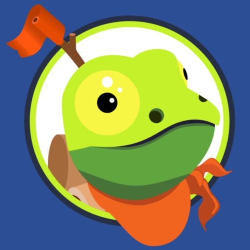 Shadow Frog icon