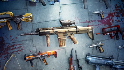 Screenshot for Zombie Frontier 3: Sniper FPS in Belgium App Store