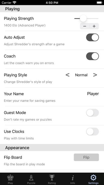 Shredder Chess screenshot-6