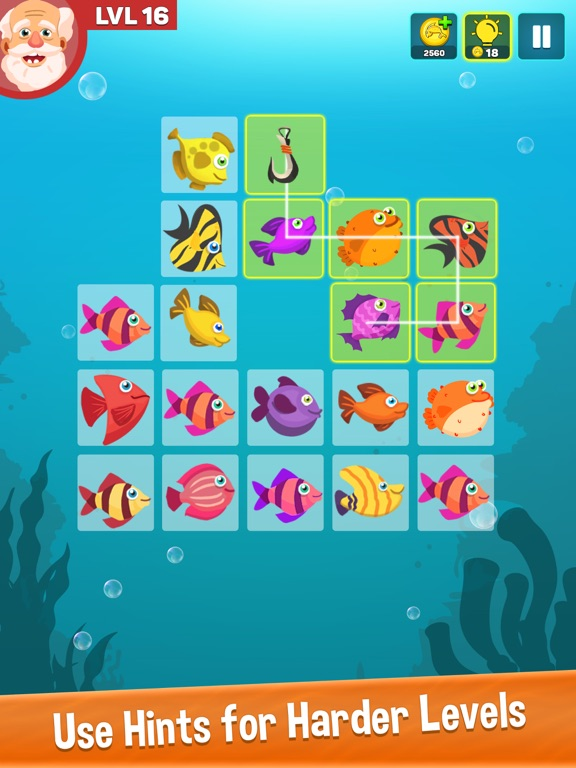 One Line Fishing screenshot 7