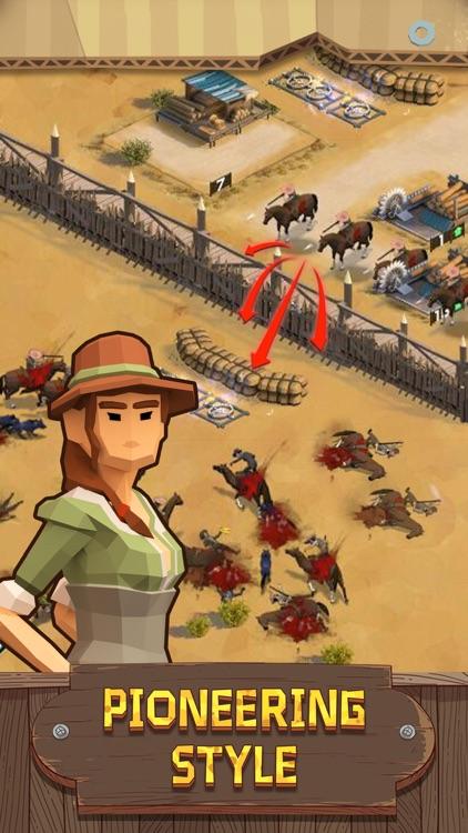 West Wars: New Settlers screenshot-3