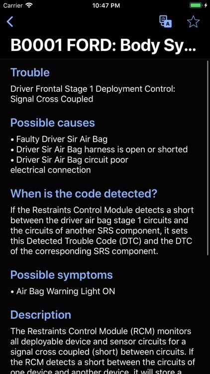 Ford App screenshot-7