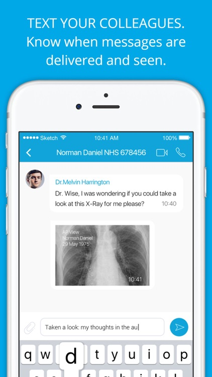 Medic Bleep-Medical Messenger screenshot-4