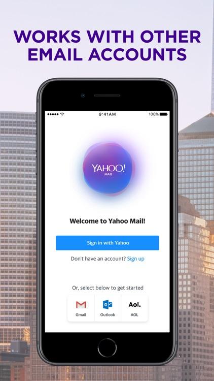 Yahoo Mail - Organized Email screenshot-0