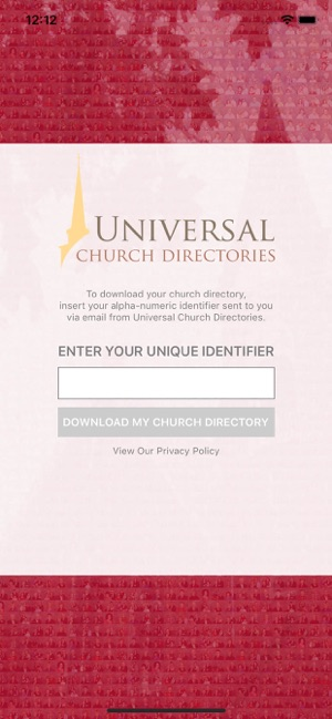 Universal Church Directory on the App Store