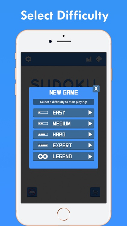 Sudoku Genius: Brain Training screenshot-3