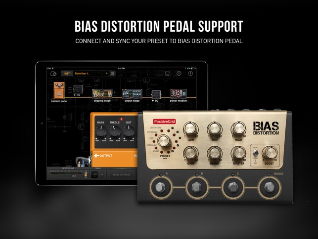 BIAS Pedal on the App Store