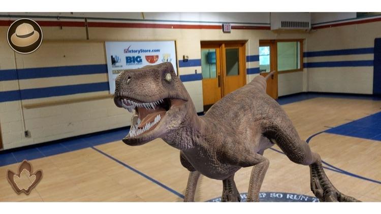 AR Living World of Dinosaurs screenshot-5