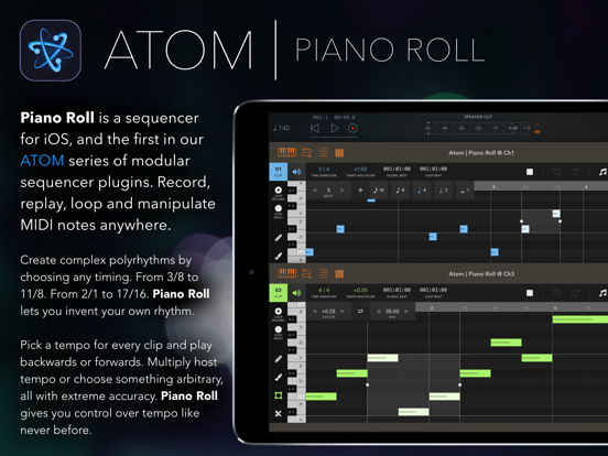 Atom | Piano Rollのおすすめ画像1