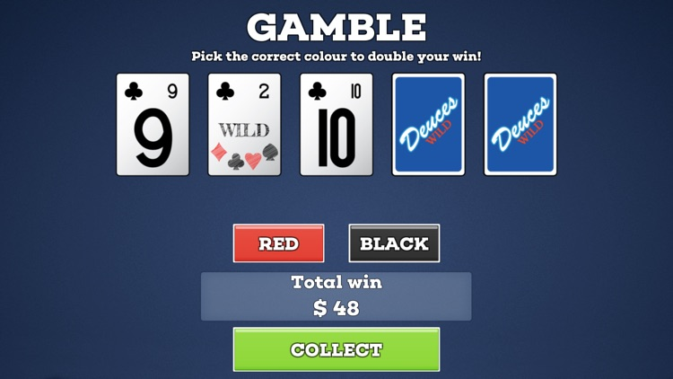 Deuces Wild * Video Poker