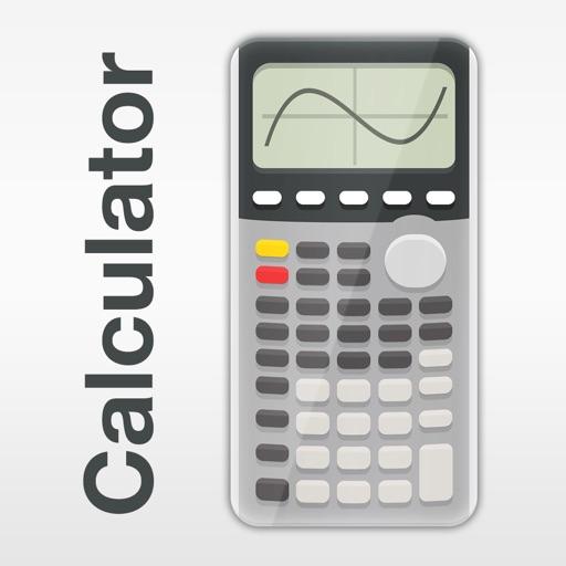 Graphing Calculator Plus app logo
