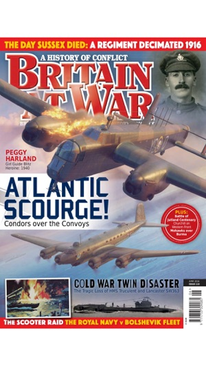Britain at War Magazine on the App Store