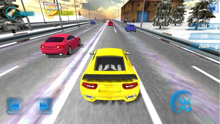 Death Road Race: Car Shooting screenshot-3