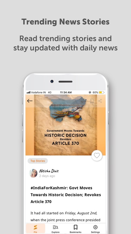 StoryPie: Daily News And Facts
