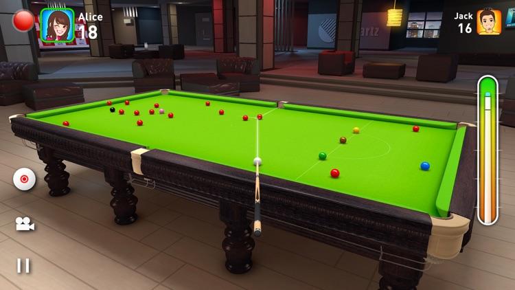 Real Snooker 3D screenshot-0