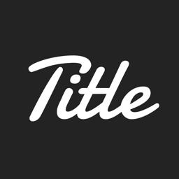 Ícone do app Title - Add Text On Photo